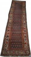 Tapis ancien Persan MALAYER 103X388 cm